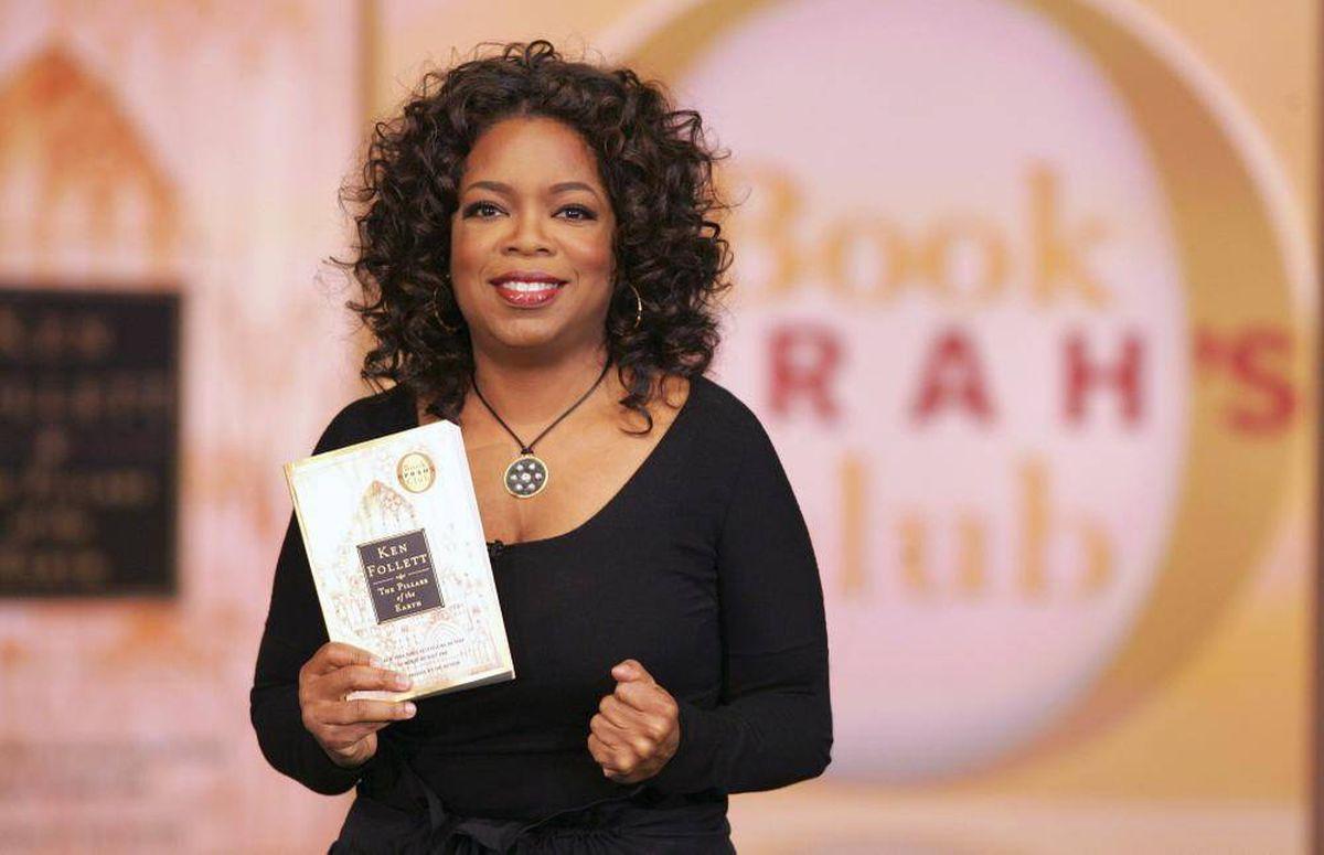 Image result for oprah winfrey book club