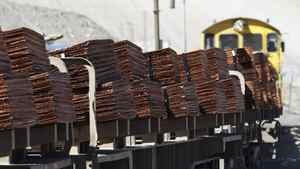 Chile's Codelco, the world's largest copper producer, said some of its clients in the United States and Europe have asked to cancel orders.