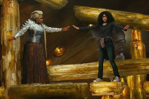 A Wrinkle in time movie review: Ambitious, well acted but ultimately disappointing