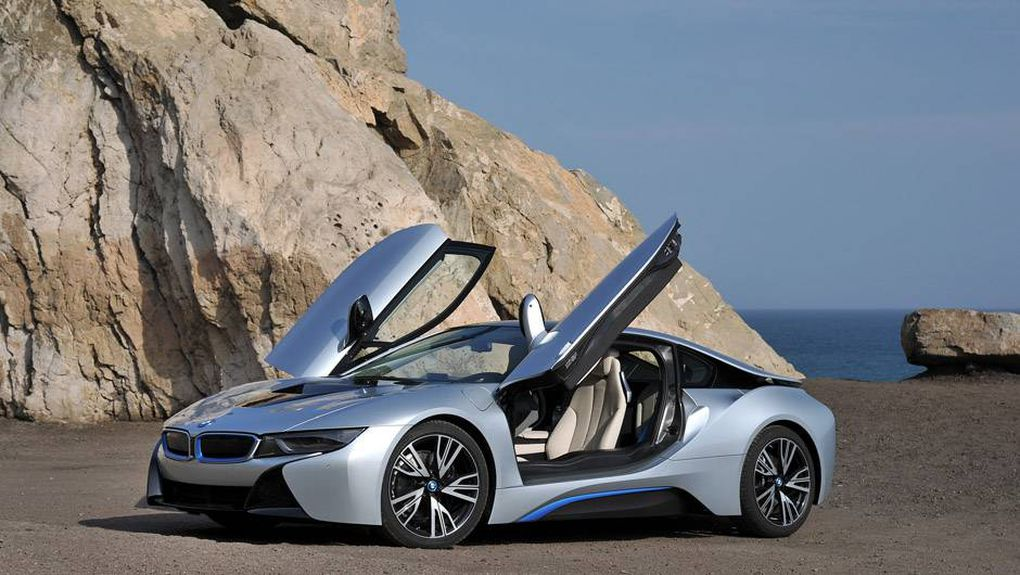 In Pictures 2015 Bmw I8 Is A Hybrid Sports Car Like No Other The