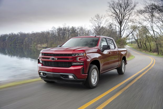 Chevrolet Silverado 1500 gets a new engine and more for 2019