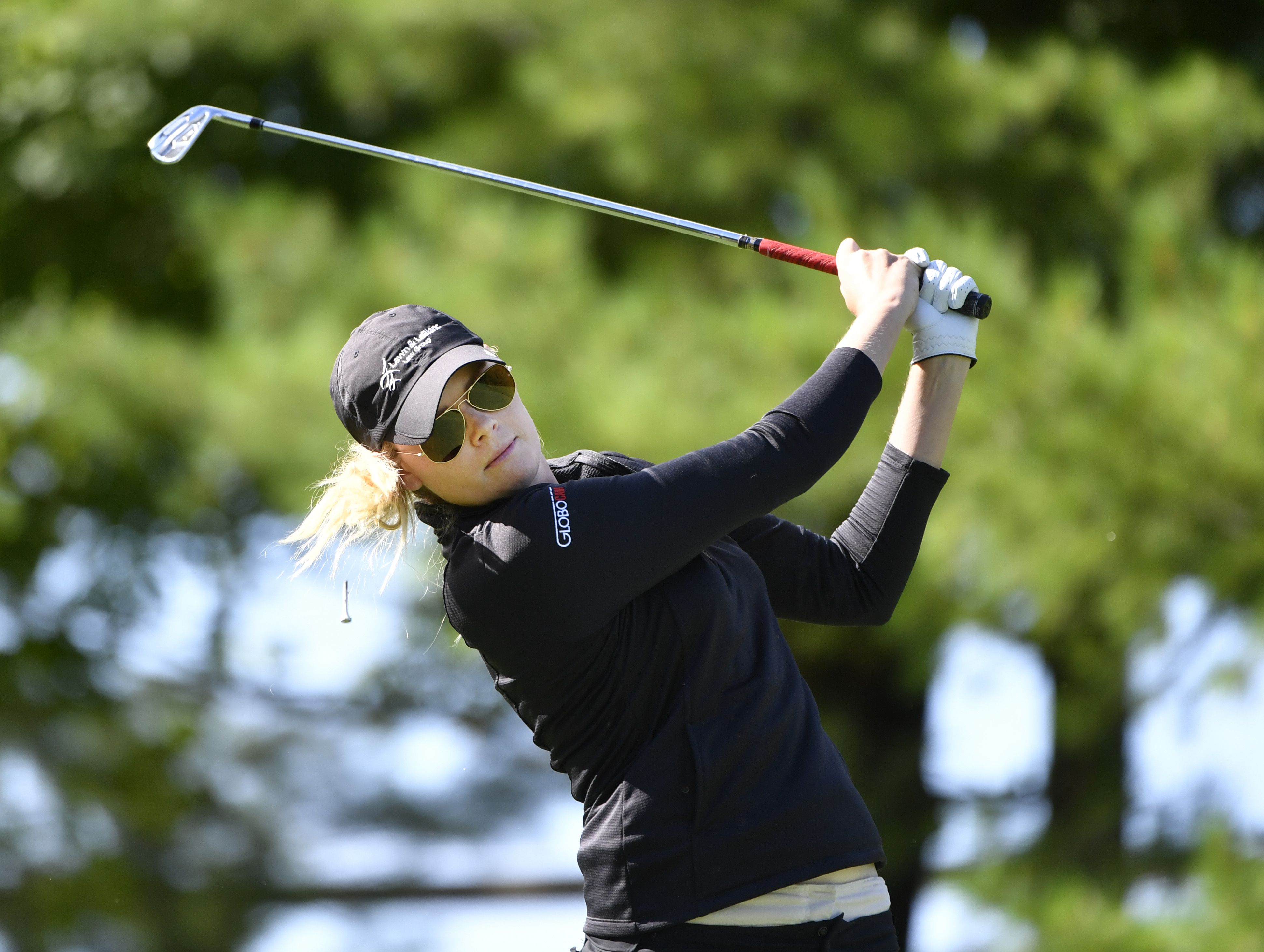Playing in CP Women's Open a big deal for Canadians Maddie Szeryk, Maude-Aimée  LeBlanc, but not as big as tournaments ahead - The Globe and Mail