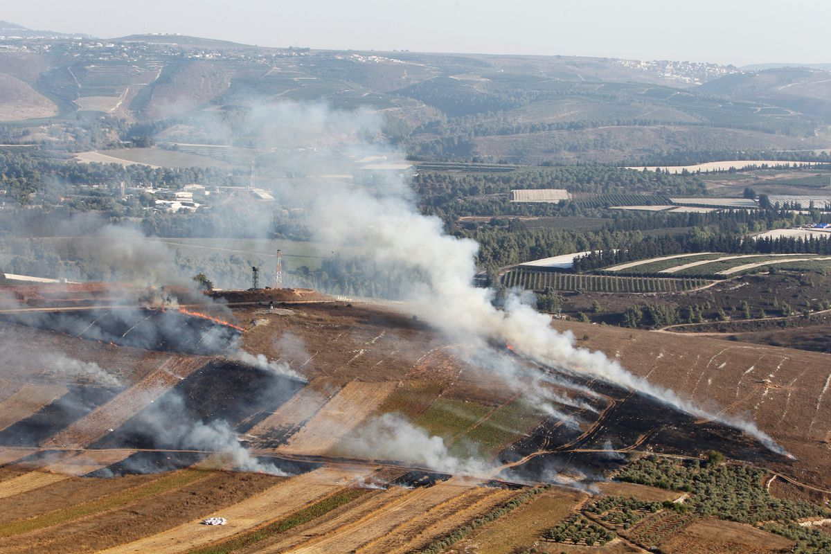 Israel and Hezbollah engage in brief, intense fighting - The Globe and Mail
