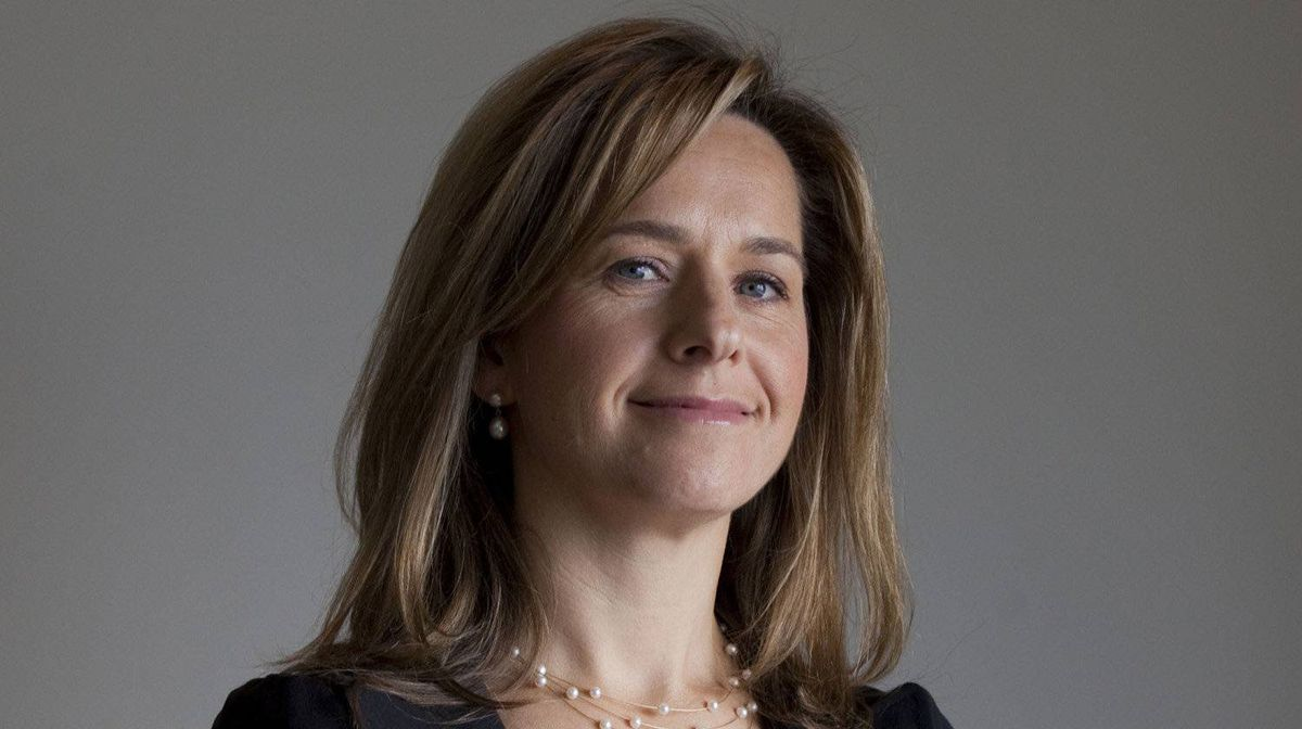 Martha Fell, CEO of Toronto-based Women in Capital Markets.
