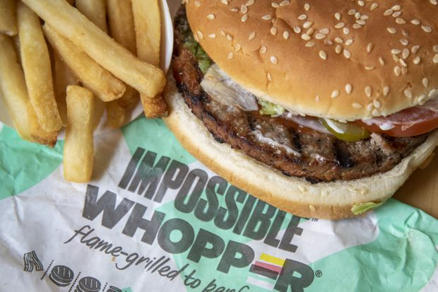 Beyond Meat rival Impossible Foods readies for retail debut in California