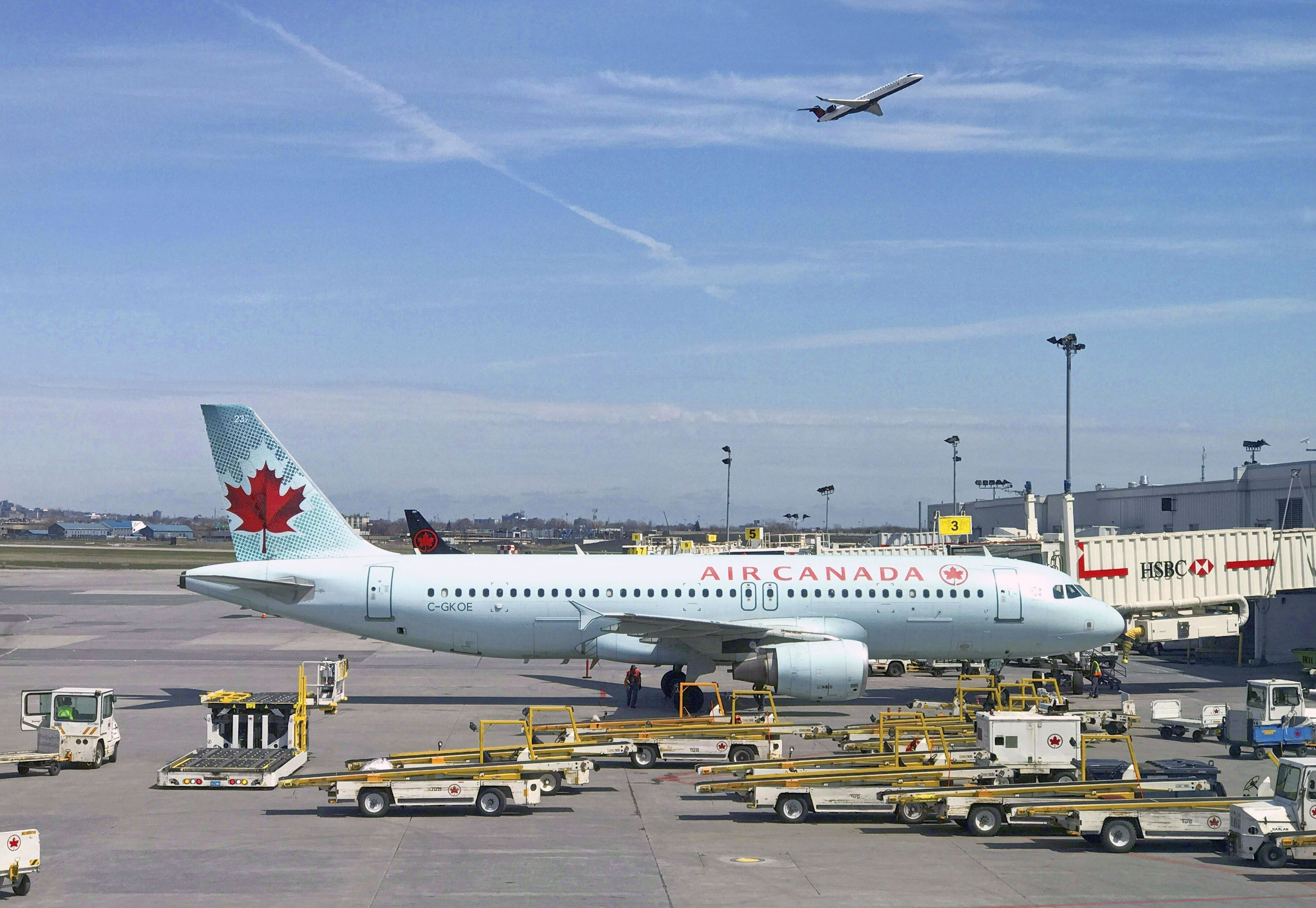 Air Canada purchase of Transat best option