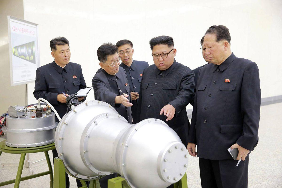 Korean Central News Agency via AP