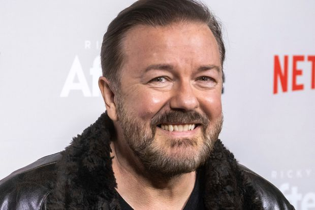Ricky Gervais to host Golden Globe Awards for 'very last time'