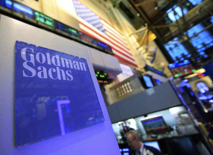 A Goldman post on the floor of the New York Stock Exchange. The problem for Goldman is that it's hard to question the motives of Judge Leo Strine, whio was harshly critical of the company in a Feb. 29 ruling.