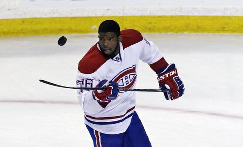 Subban says Bruins organization not to blame for racist tweets from fans