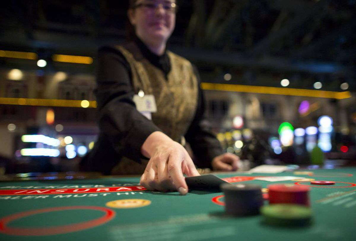 When it comes to casinos, natives feel they've got game - The Globe and Mail