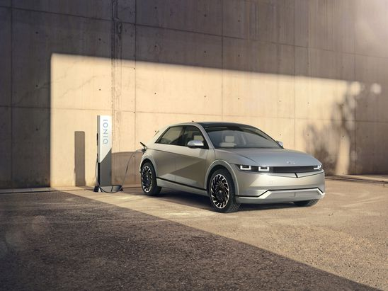 Hyundai's new Ioniq 5 EV boasts cutting-edge driver assists and ultra-fast charging