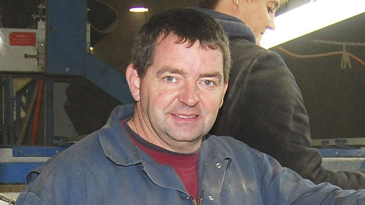 Grand Falls-area farmer Henk Tepper, of Tobique Farms, is show in this undated photo. The New Brunswick potato farmer who has been detained in Lebanon for more than 40 days is being improperly held on an international criminal warrant at the request of the Algerian government, according to his lawyer.