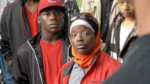 """A scene from the documentary """"The Interrupters"""""""