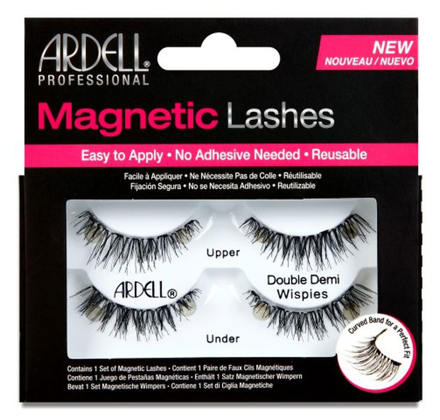c44e632ba75 Ardell Magnetic Lashes Double Wispies, $19.99 at Walmart, Shoppers Drug Mart  and independent retailers.