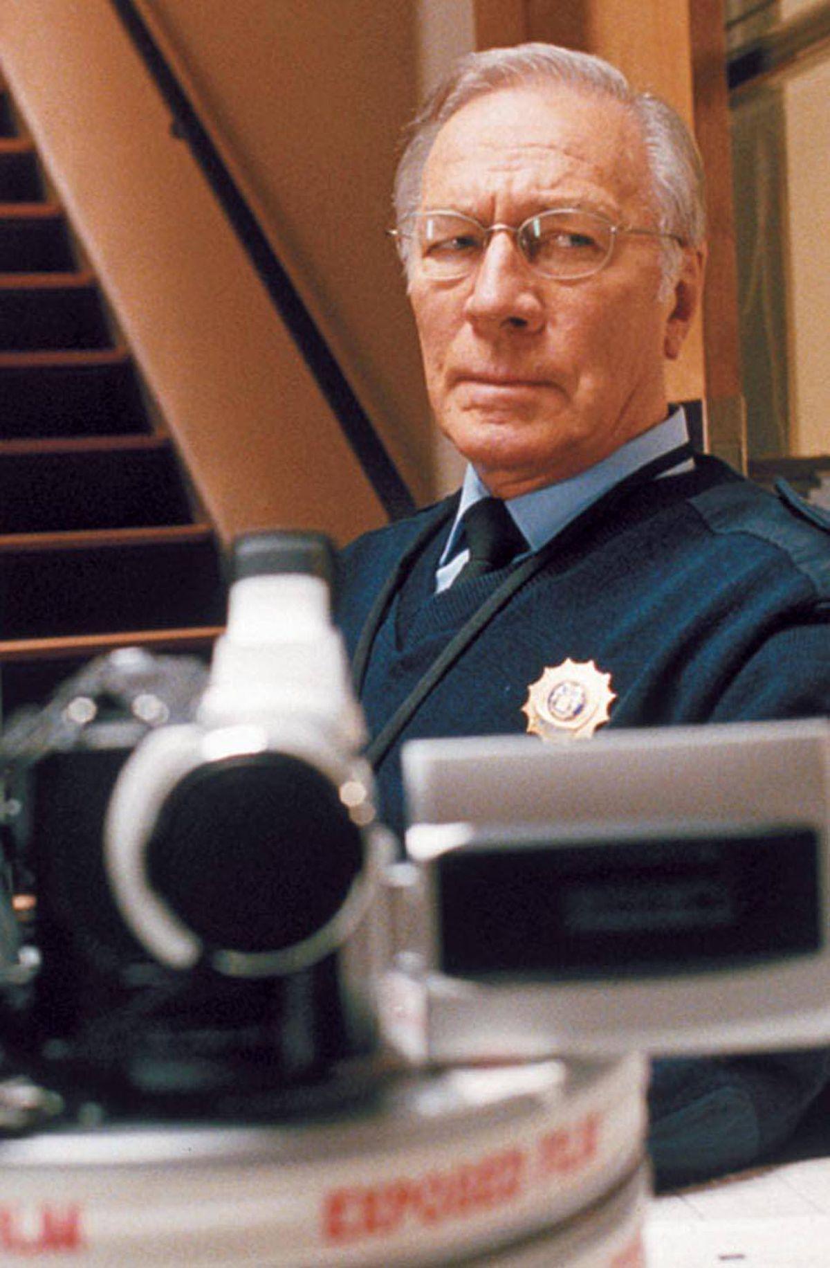 Christopher Plummer in Atom Egoyan's Ararat (2002).