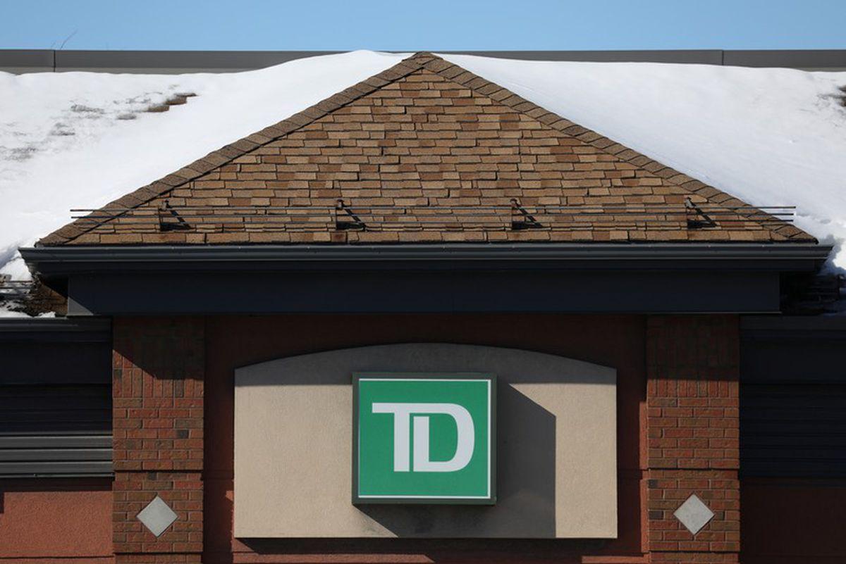 TD shares slide as profits miss estimates
