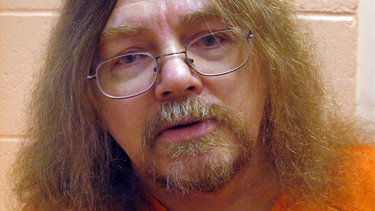 Ronald Smith, the only Canadian on death row in the United States, talks about spending the last 25 years trying to avoid the death penalty for two 1982 murders, at the Montana State Prison in Deer Lodge, Montana, Monday, June 30, 2008.