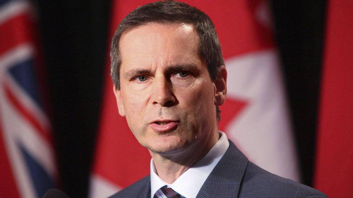 Ontario Premier Dalton McGuinty.
