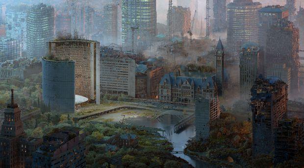 theglobeandmail.com - Denise Balkissoon - A virtual-reality film that imagines Toronto's wild future
