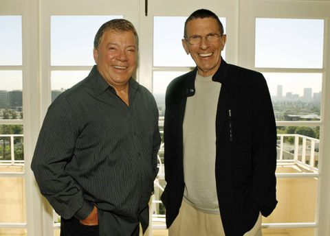 Review: William Shatner's Leonard is a eulogy for his Star Trek co-star