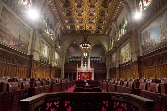 The Senate should do its job - and respect Canadian voters