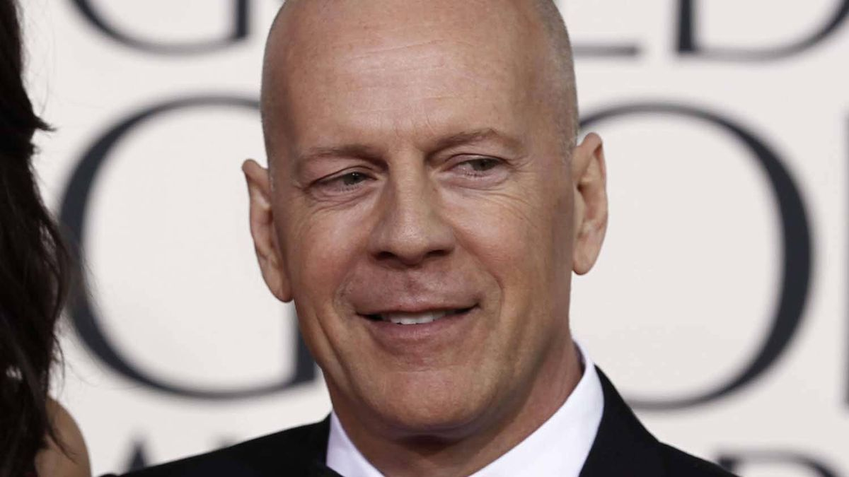 """Bruce Willis could show up in Cannes during the festival to support Wes Anderson's 1960s drama """"Moonrise Kingdom,"""" in which he stars with Bill Murray."""