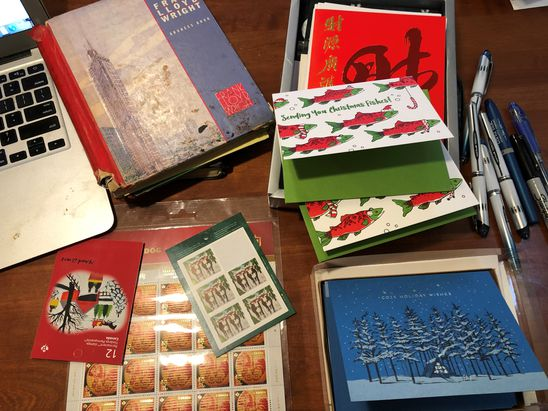 Amplify: The act of sending a Christmas card takes on a new meaning this year