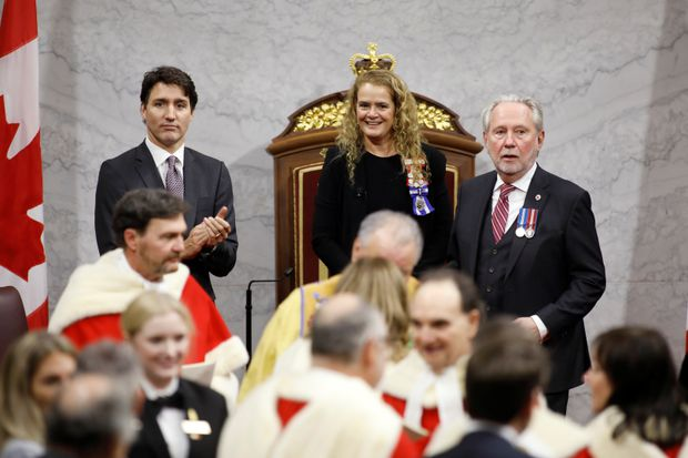 Reconciliation 'must continue': Indigenous peoples a key focus of Throne Speech