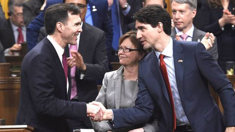 How Trudeau and his Liberal cabinet built their first budget