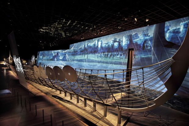 There's more to Vikings history than brute force, Alberta exhibit shows