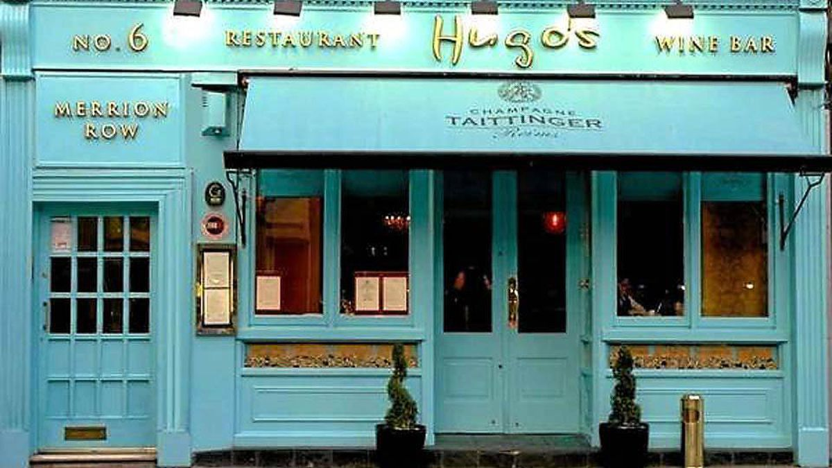 Hugo's oozes timeless Euro charm with a loosely French menu and more than 30 wines by the glass.