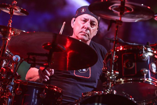 Cancer claims Rush drummer and lyricist Neil Peart at 67