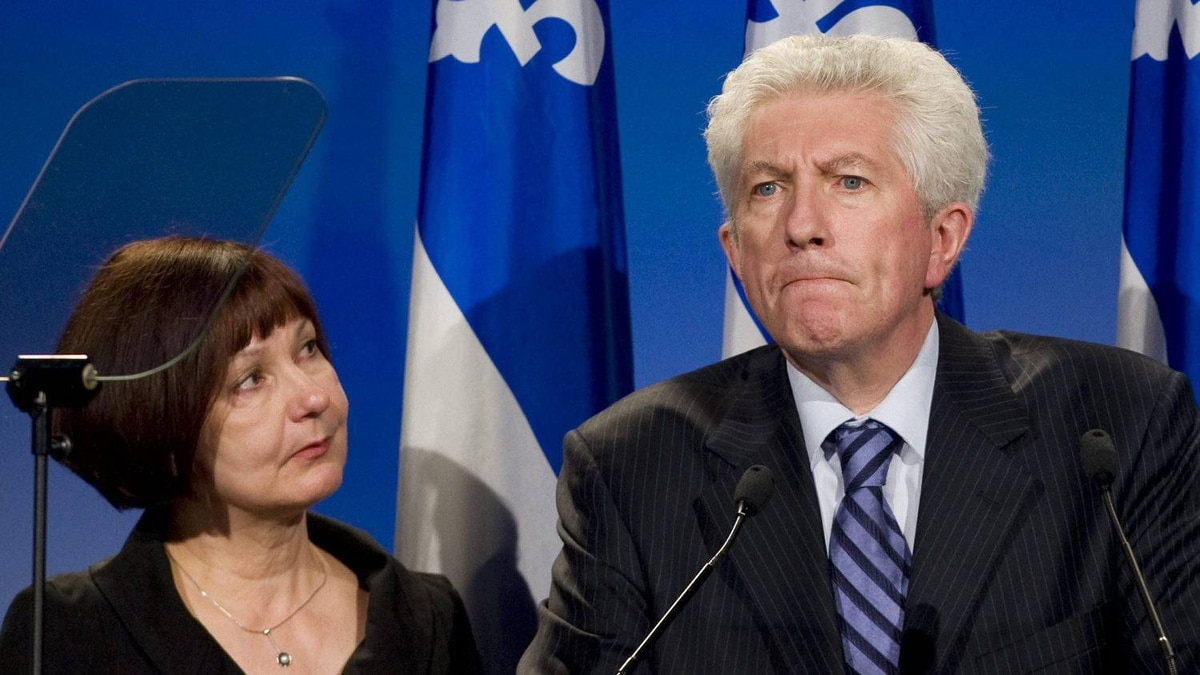 Bloc Quebecois Leader Gilles Duceppe lost his seat in Laurier-Saint-Marie to NDP candidate Helene Laverdiere. He announced his resignation as party leader after the Bloc was reduced to just three seats from 47.