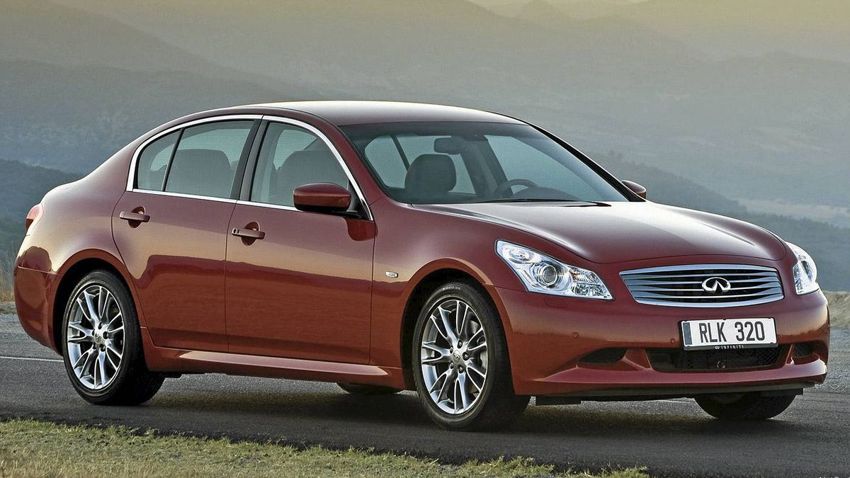 2009 Infiniti G37 is the complete package - The Globe and Mail