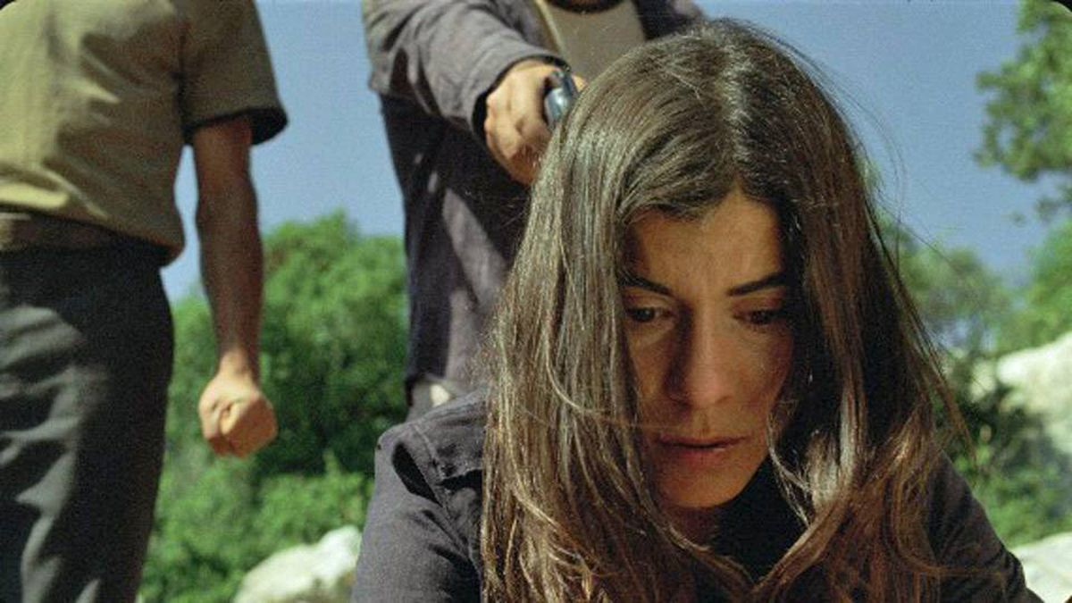 A scene from Incendies: After their mother Nawal's death, twin siblings Simon and Jeanne embark on a journey to the Middle-East that shines a disturbing light on their mother's past and culminates in a shocking revelation. Based on an acclaimed play by Wajdi Mouawad and directed by Genie-award winning Denis Villeneuve.