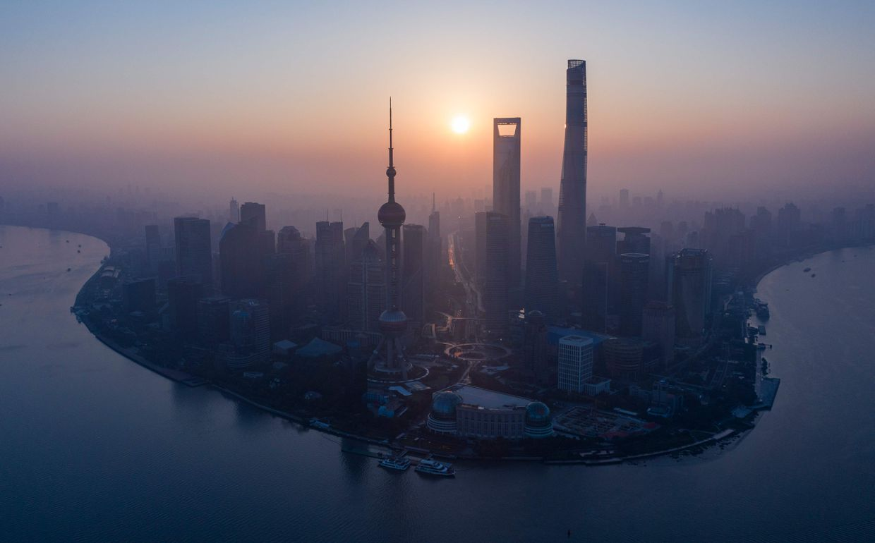 Welcome to Shanghai, the capital of the future