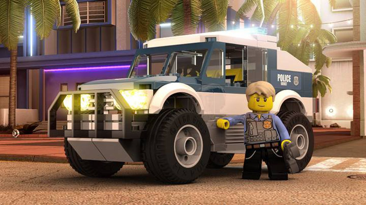 Lego City Undercover A Lovable Hilarious Goof The Globe And Mail