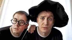 """Jefferson Turner (left) and Daniel Clarkson star in """"Potted Potter."""""""
