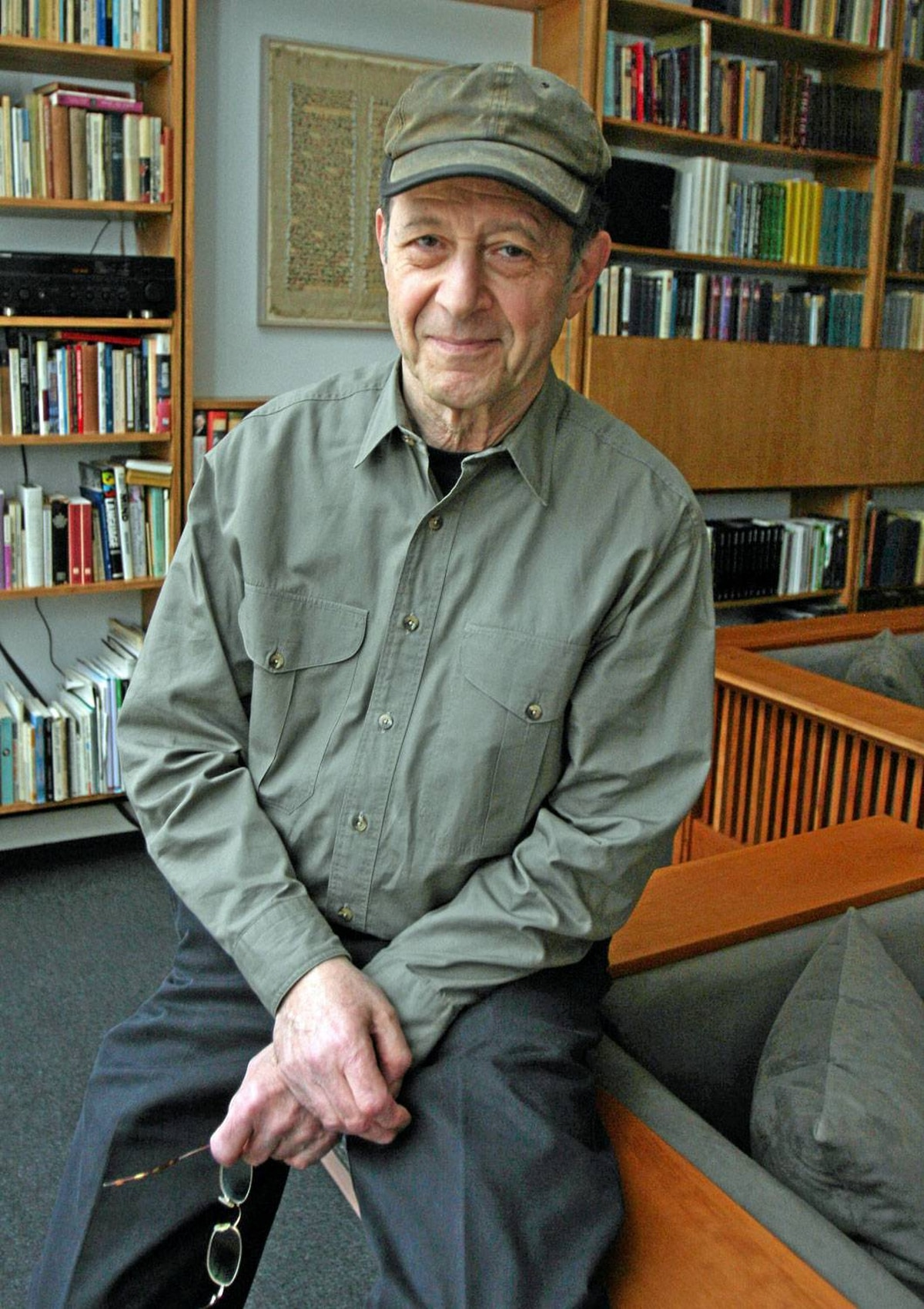 Composer Steve Reich won the 2009 Pulitzer Prize in music for his piece Double Sextet.