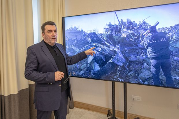 Ukraine says Russia skewing facts on missile used in downing of Flight 752