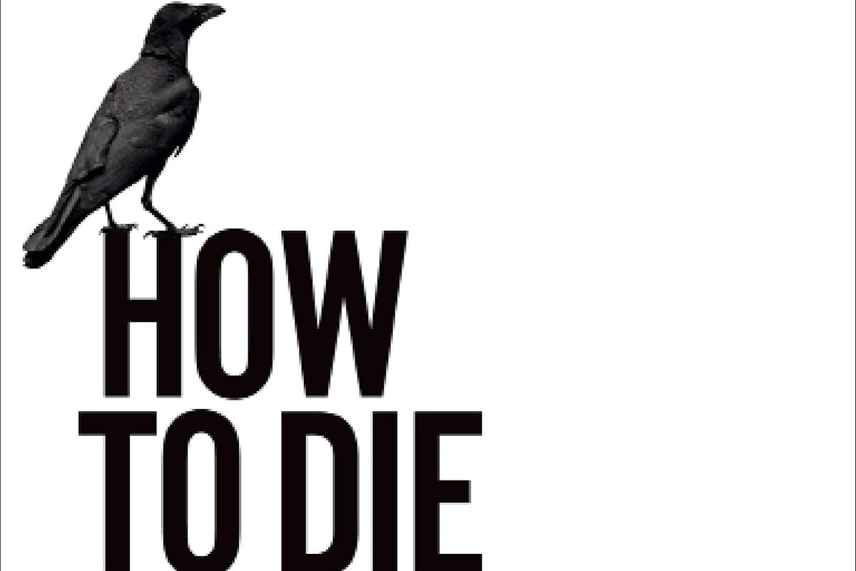 Excerpt: How to Die: A Book About Being Alive by Ray Robertson