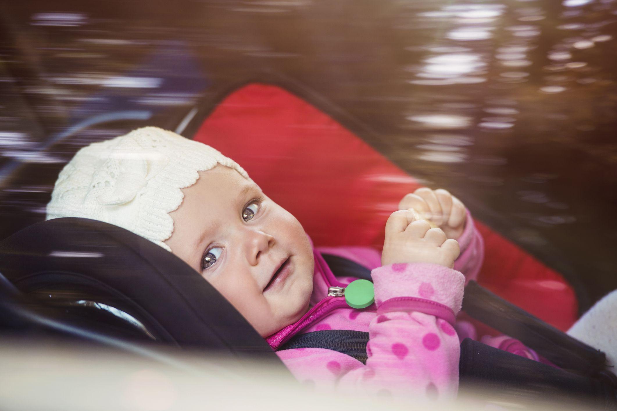 a764591a8 Why a child in a car seat shouldn t wear a puffy jacket - The Globe ...