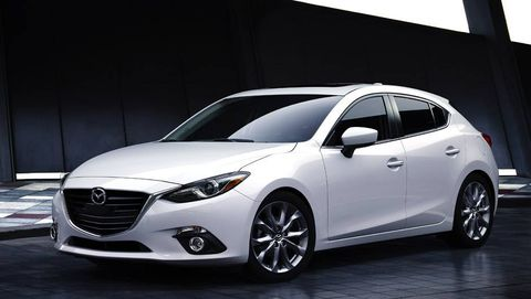 Review: 2014 Mazda3 has more features for less money