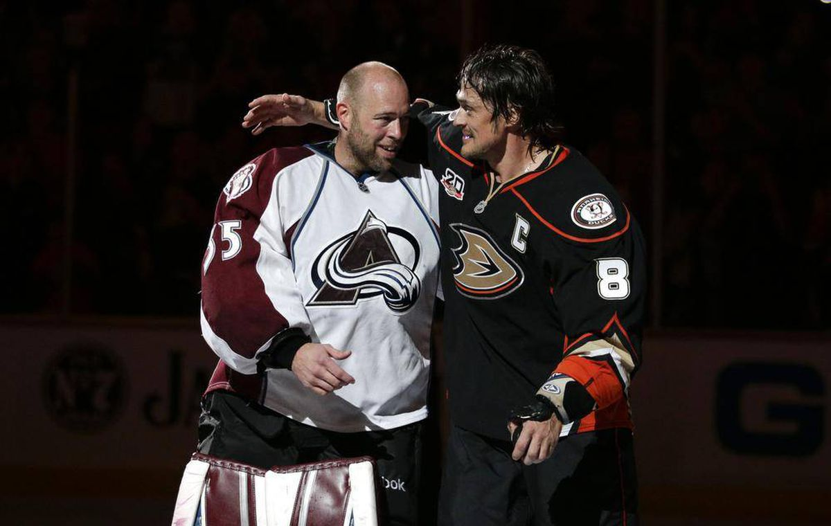 Jean-Sebastien Giguere retires after 16 NHL seasons - The ...