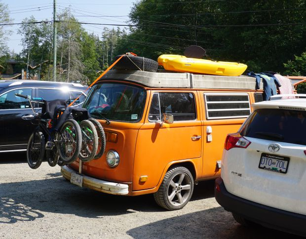 Digital age gives camper vans another moment in the sun