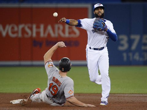 First-inning runs sink Toronto — Blue Jays notebook