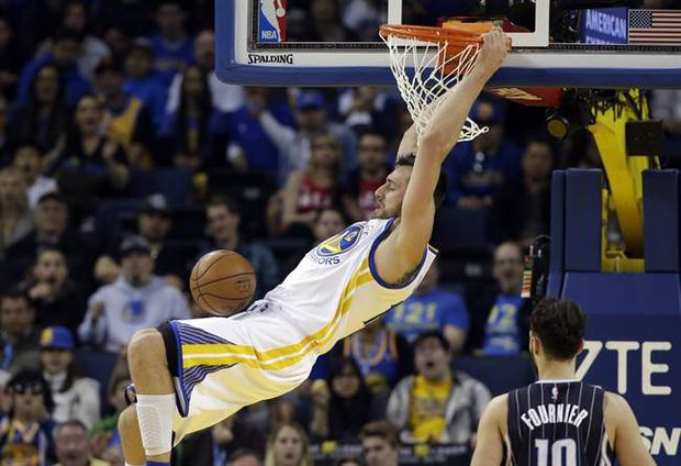 Andrew Bogut just happy to be along for the ride with Golden State ... 43aed92e0702