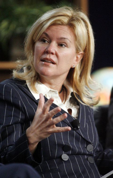 Wall Street's Meredith Whitney: 'The thing for me is being right'