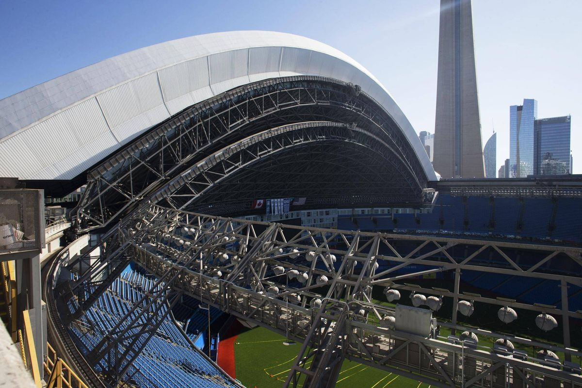 Blue Jays Will Open Alds Under Closed Rogers Centre Roof